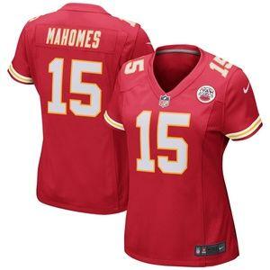 Women's Kansas City Chiefs Patrick Mahomes Jersey